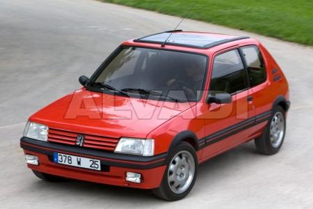 Peugeot 205 (741)