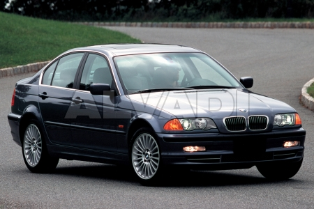 BMW 3 (E46), SDN/ESTATE 06.1998-09.2001