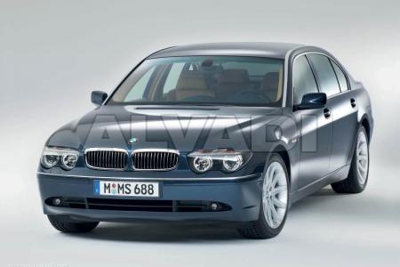 BMW 7 (E65/E66) 09.2001-12.2004