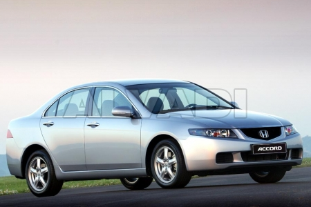 Honda ACCORD (CL/CM/CN) SDN/ESTATE (EU)