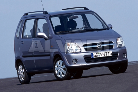 Opel AGILA (H00) 07.2000-01.2008