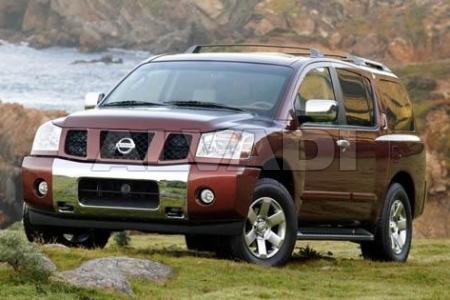 Nissan ARMADA/TITAN 09.2004-...