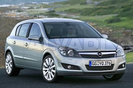 Opel ASTRA H 10.2003-04.2007