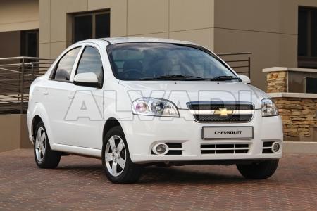 Chevrolet AVEO SDN (T250)
