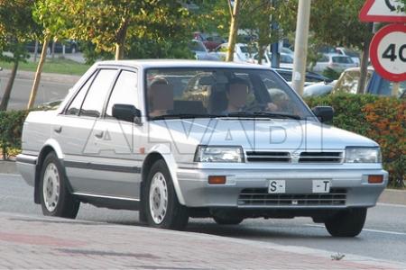 Nissan BLUEBIRD (T12) / (T72)