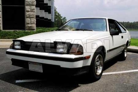 Toyota CELICA (T16) 01.1985-01.1989