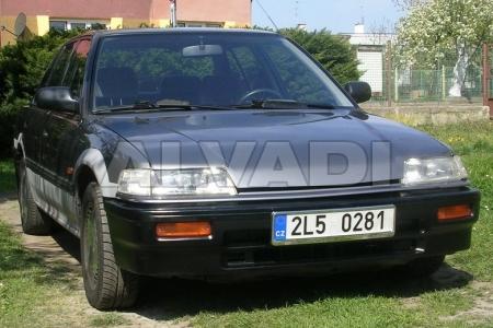 Honda CIVIC (HB - AL/AH/AG)