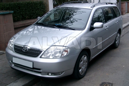 Toyota COROLLA (E12) SDN/HB/ESTATE