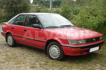 Toyota COROLLA (E9) SDN/HB/ESTATE/LB/4WD-VAN
