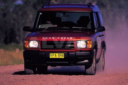 Land Rover DISCOVERY II (LJ/LT) 01.2002-01.2004