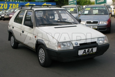 Skoda FAVORIT/FORMAN (781/785/787)