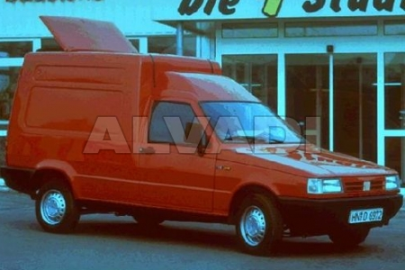 Fiat FIORINO (146) 11.1987-12.1990