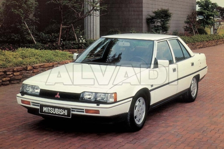 Mitsubishi GALANT (E10) 06.1984-06.1988