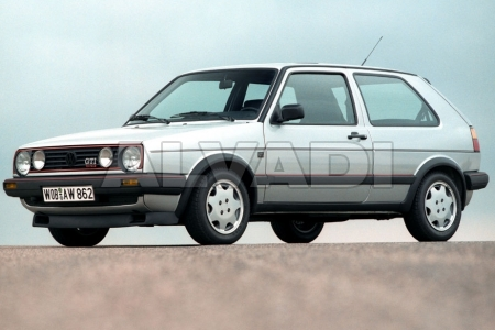 Volkswagen VW GOLF II (19E/1G) 08.1983-12.1992