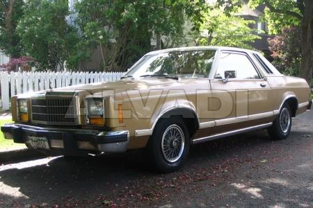 Ford GRANADA (GU/GNU) 10.1977-12.1985