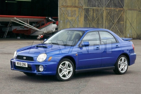 Subaru IMPREZA (GD/GG) 01.2001-12.2002