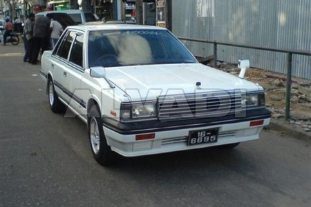 Nissan LAUREL (C32)  SGL 85-86/SLX 12.1985-12.1988