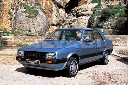 Seat MALAGA (023A) 11.1984-12.1993