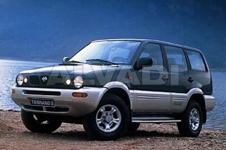Nissan TERRANO II (R20) (ESP)