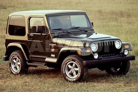 Jeep WRANGLER (TJ/VJ) 09.1996-07.2006