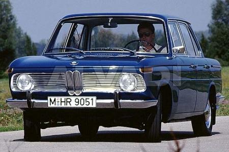 BMW 1500-2000 10.1962-11.1972