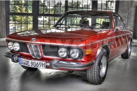 BMW 2000-3.2 COUPE (E9) 10.1965-03.1976