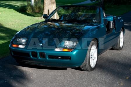 BMW Z1 ROADSTER (E30) 06.1988-06.1991