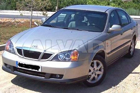 Daewoo EVANDA (KLAL) 08.2002-2006