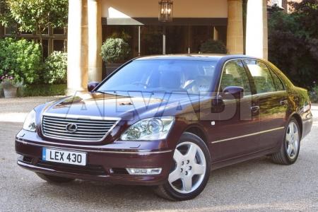 Lexus LS (FE) 10.2000-10.2006