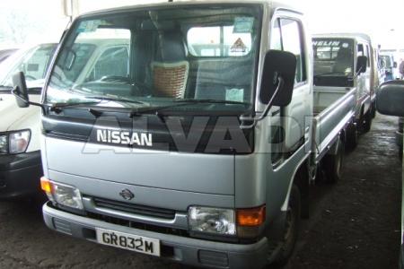 Nissan CABSTAR pick-up 07.1992-05.1994