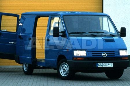 Opel ARENA (THB/TB/TF) 03.1998-08.2001