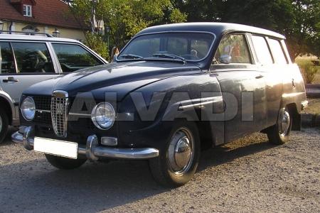 Saab 95 10.1965-12.1978