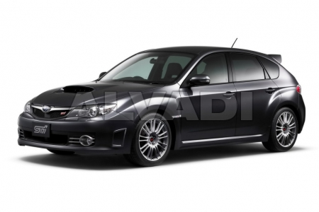 Subaru IMPREZA 09.2007-2013