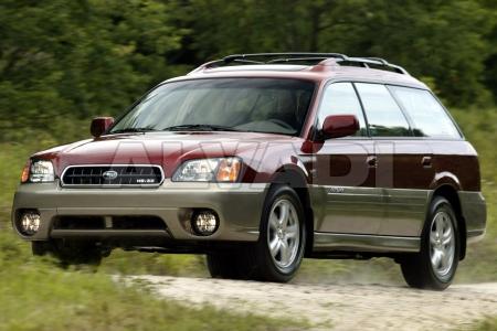 Subaru OUTBACK (BE, BH) 08.2000-08.2003