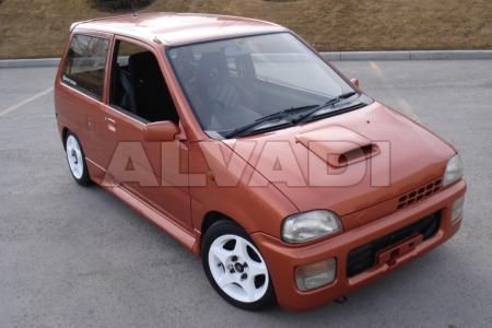 Subaru REX III 06.1989-03.1992