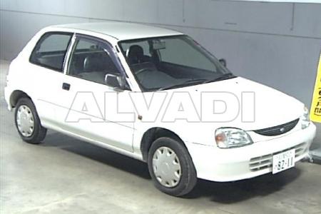 Daihatsu CHARADE (G20_/G30_) 01.1997-11.1999