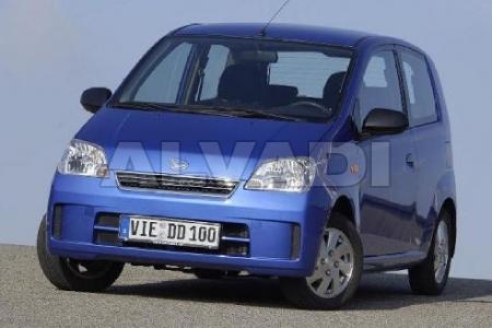 Daihatsu CUORE VII (L251) 03.2003-...