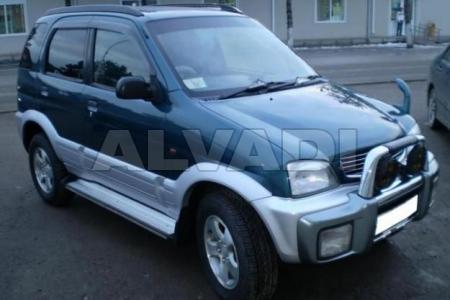 Daihatsu TERIOS (J1) 05.1997-10.2005