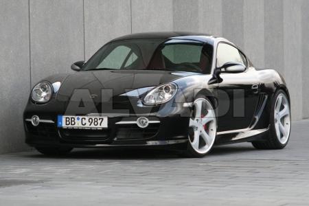 Porsche CAYMAN 11.2005-...