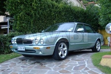 Jaguar XJ (NAW, NBW) 07.1997-05.2003
