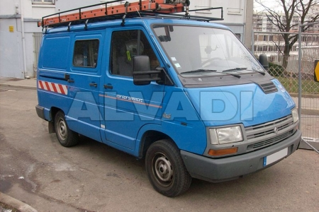 Renault TRAFIC (T1/2/3/4/5/6/P6/TX/PX)