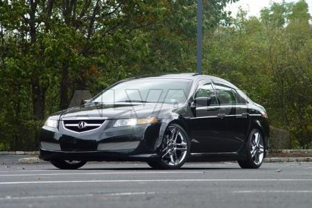 Acura TL (UA6/7) 2003-2009