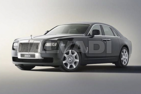 Rolls Royce GHOST 09.2009-...