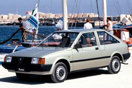 Alfa Romeo ARNA (920) 1983-1986