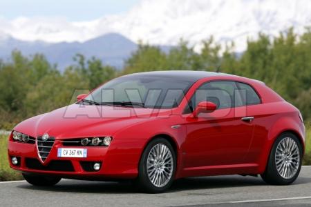 Alfa Romeo BRERA 09.2005-10.2010