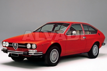 Alfa Romeo GTV (116) 1974-1987