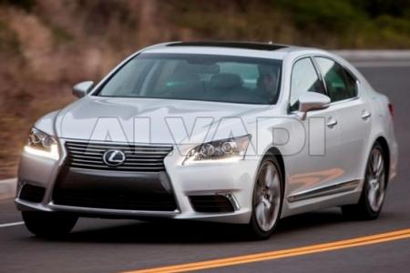 Lexus ES (XV50) 2012-...