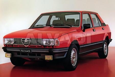 Alfa Romeo Alfa Romeo GIULIETTA (116) 10.1977-12.1985