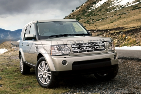 Land Rover Land Rover DISCOVERY IV (LA) 09.2009-...