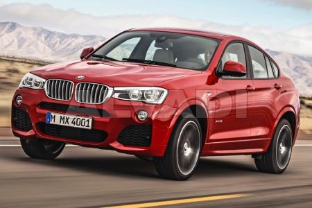BMW X4 (F26) 04.2014-...